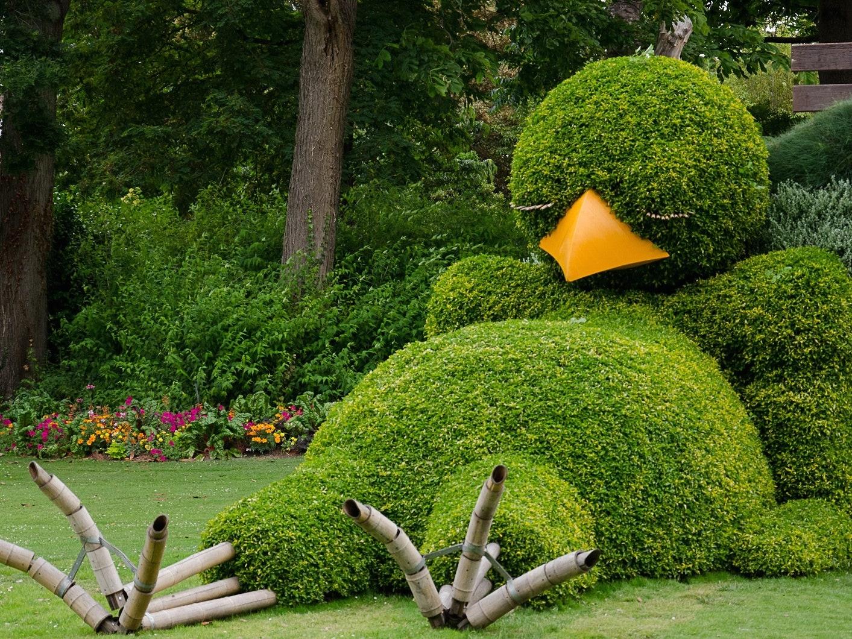 sleepy chick jardin des plantes nantes france