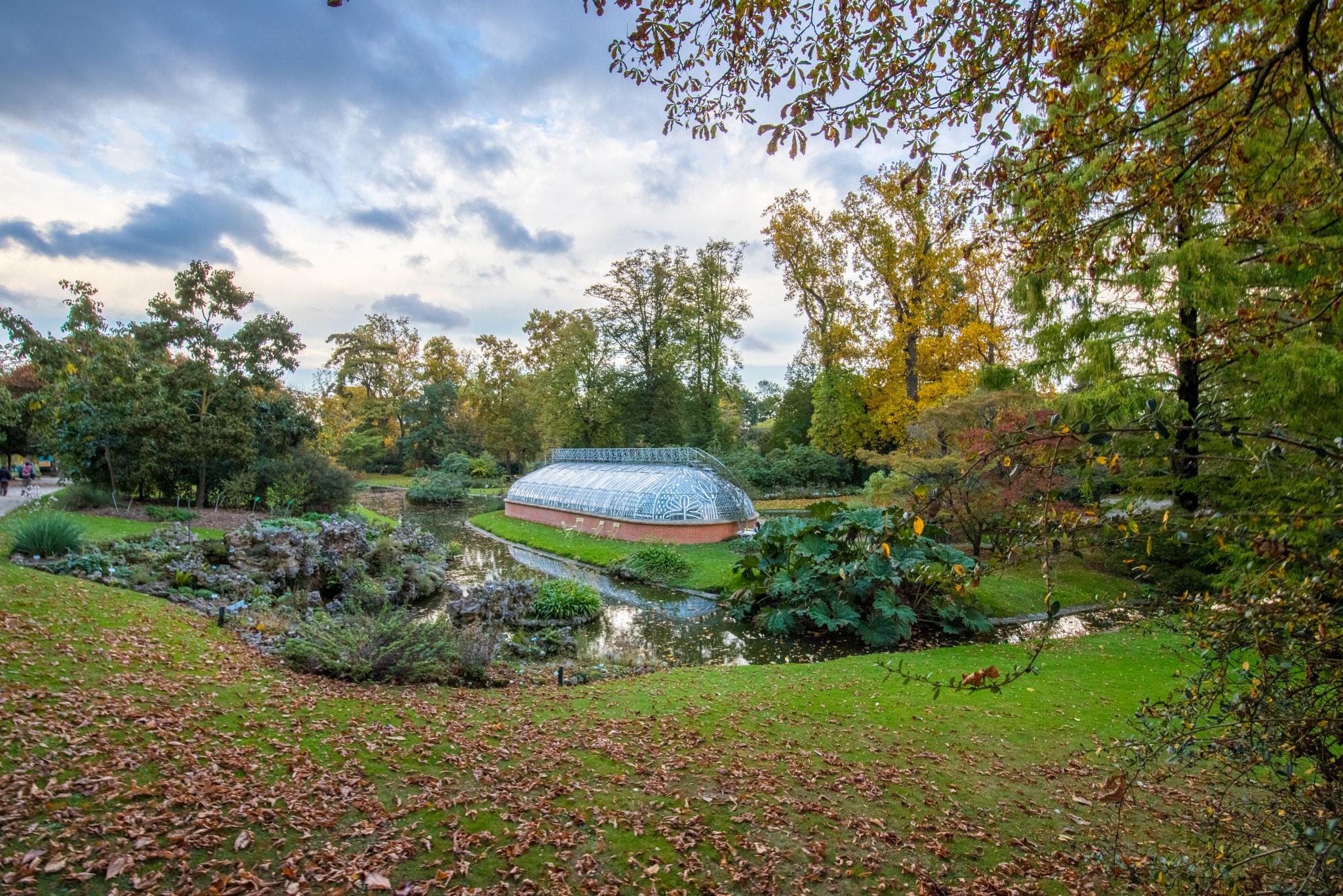 Jardin Des Plantes De Nantes %