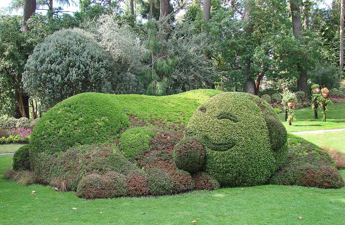 1200px Claude Ponti au jardin des plantes Le Voyage à Nantes 2014 %