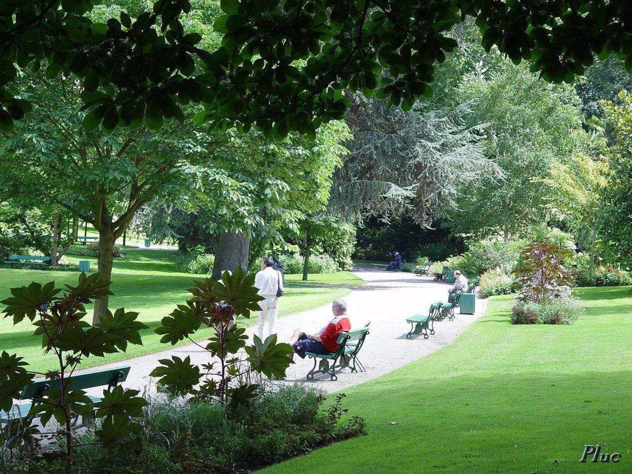 Jardin Botanique Nouveau Gardens to Visit July 2008