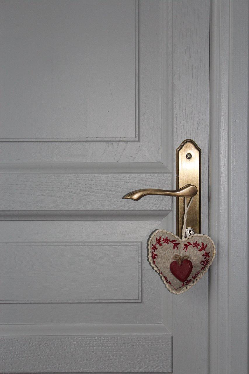 la porte de votre chambre