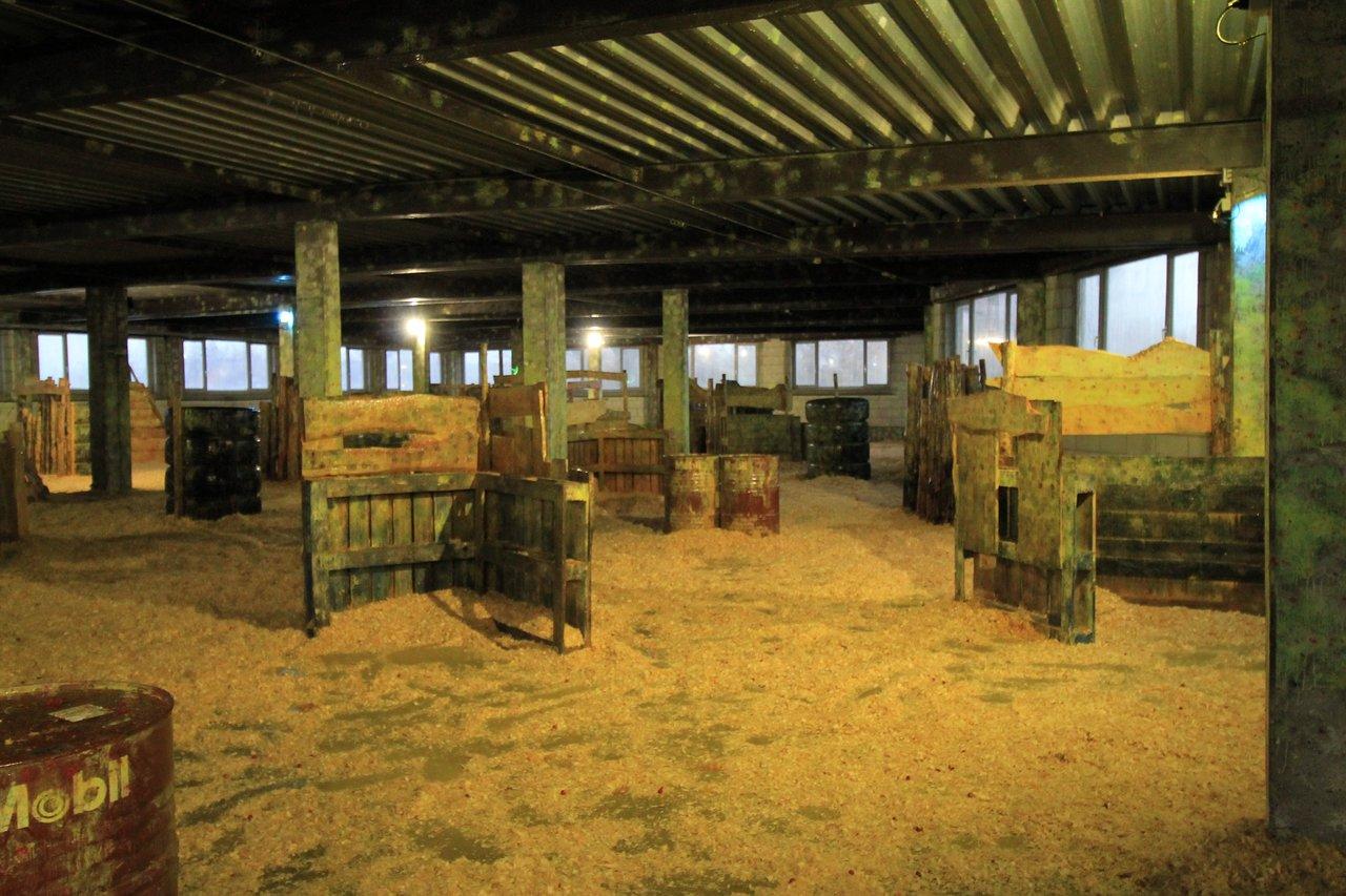 zaal 2 indoor