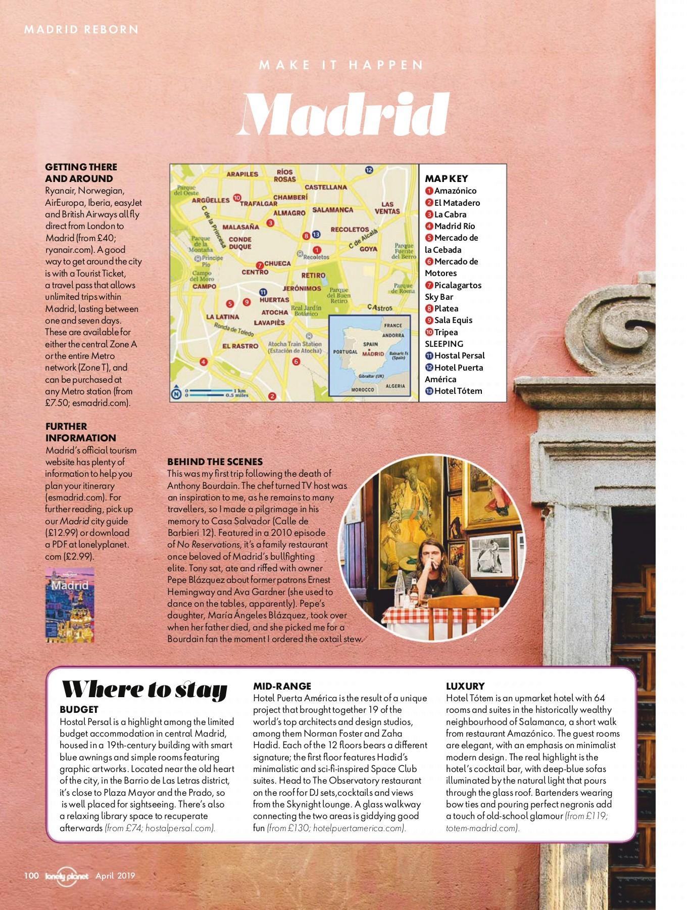 Jardin Colombie Charmant Lonely Planet Traveller Apr 2019 Pages 101 131 Text Of 80 Élégant Jardin Colombie