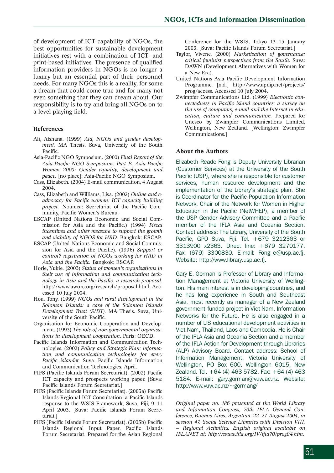 Jardin Colombie Élégant Journal Of ifla Volume 31 2005 Of 80 Élégant Jardin Colombie
