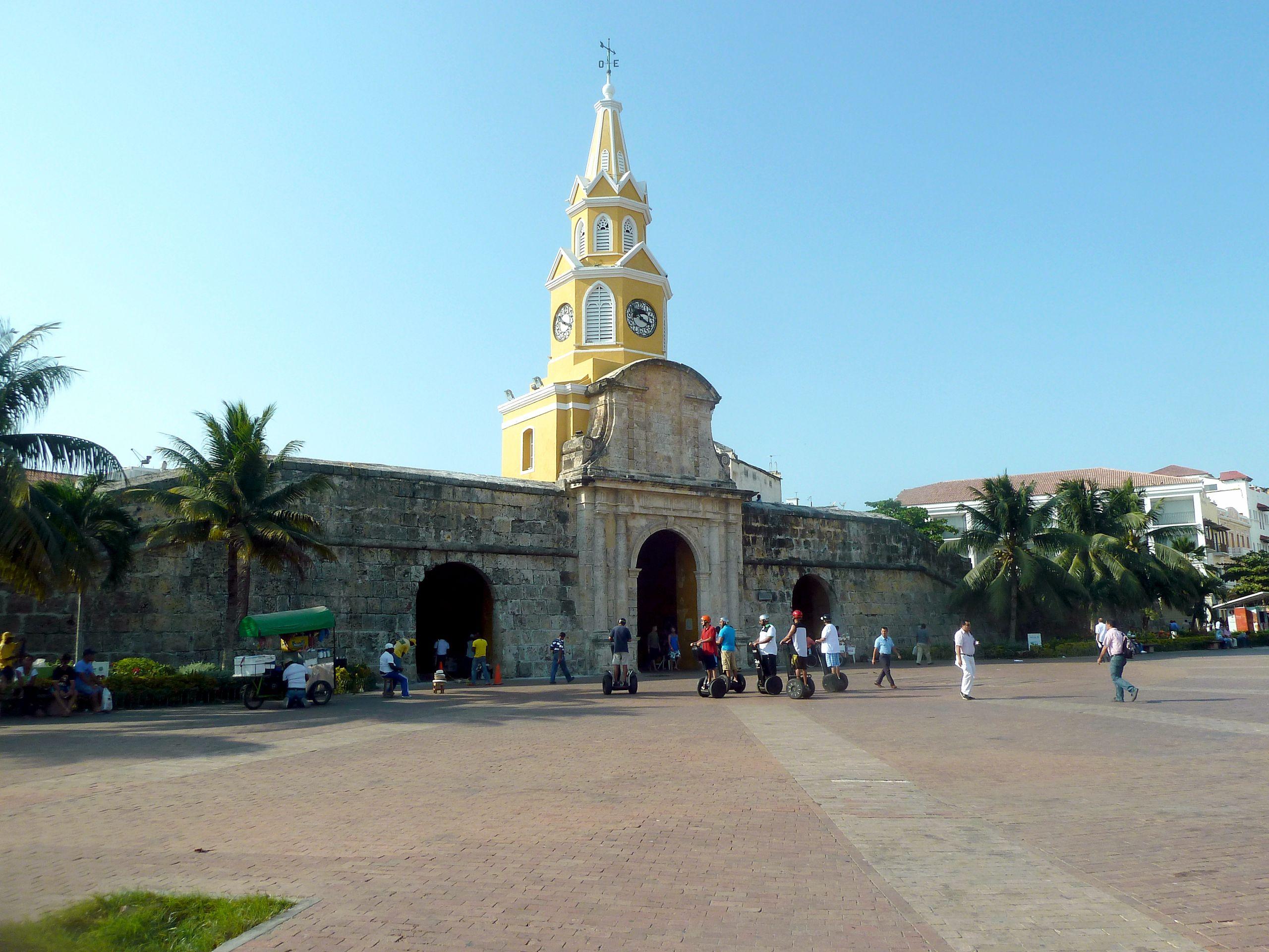 023 Torre del Reloj Cartagena Colombia JPG