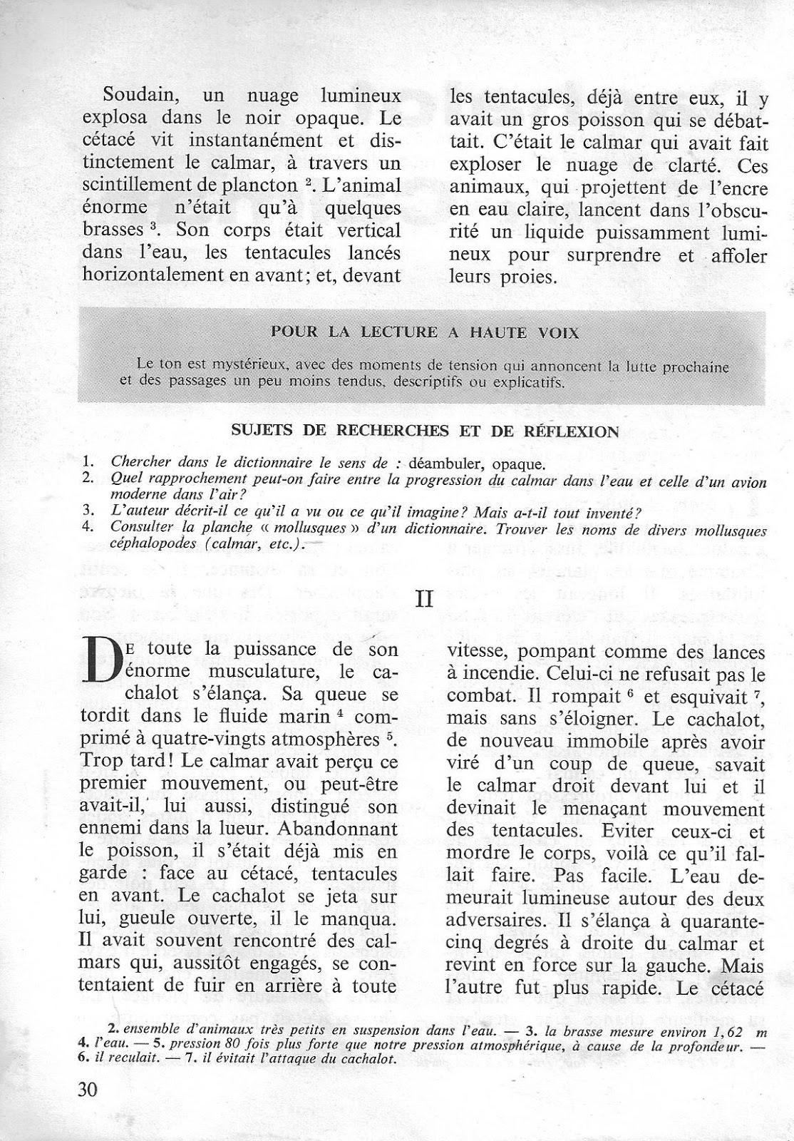 Caron Villard Bardou Lire et connaitre 6e 0030