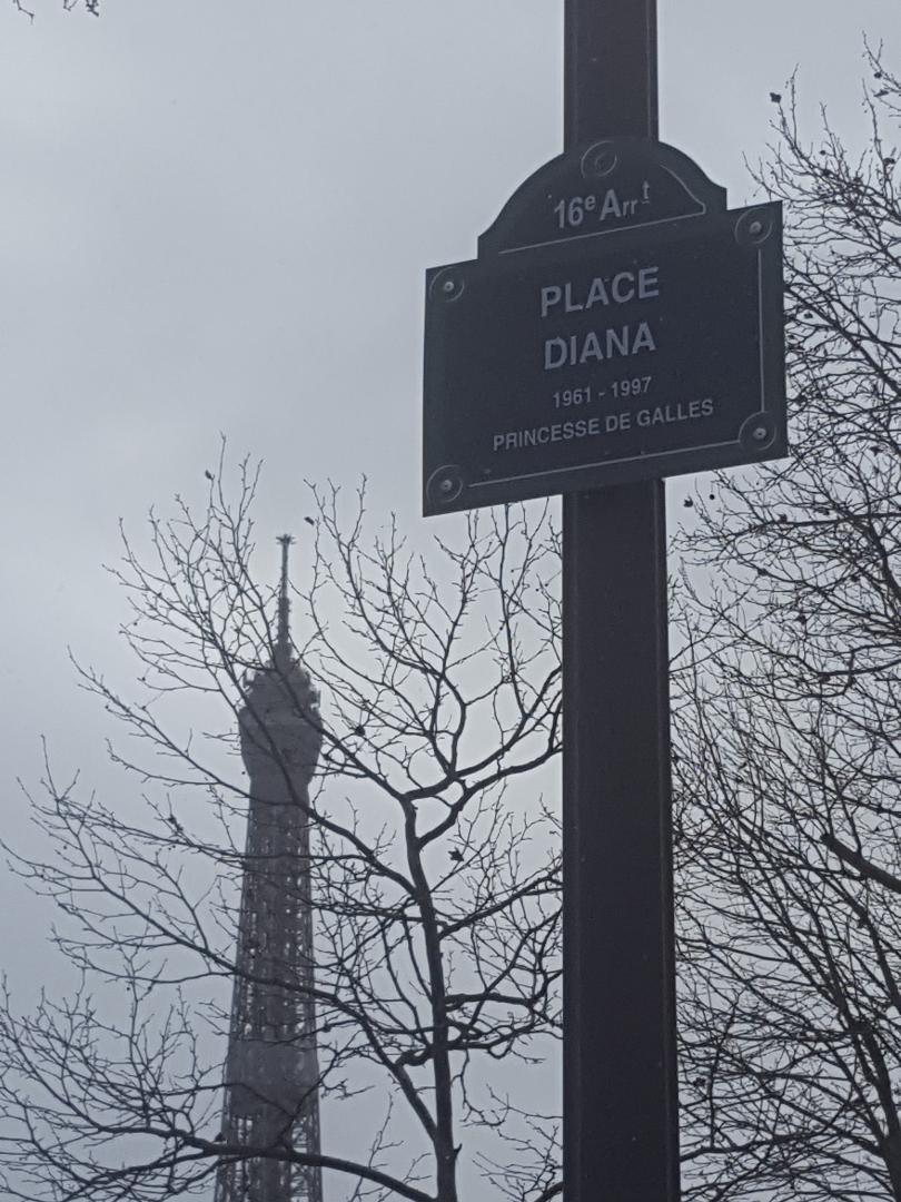 Place Diana Paris