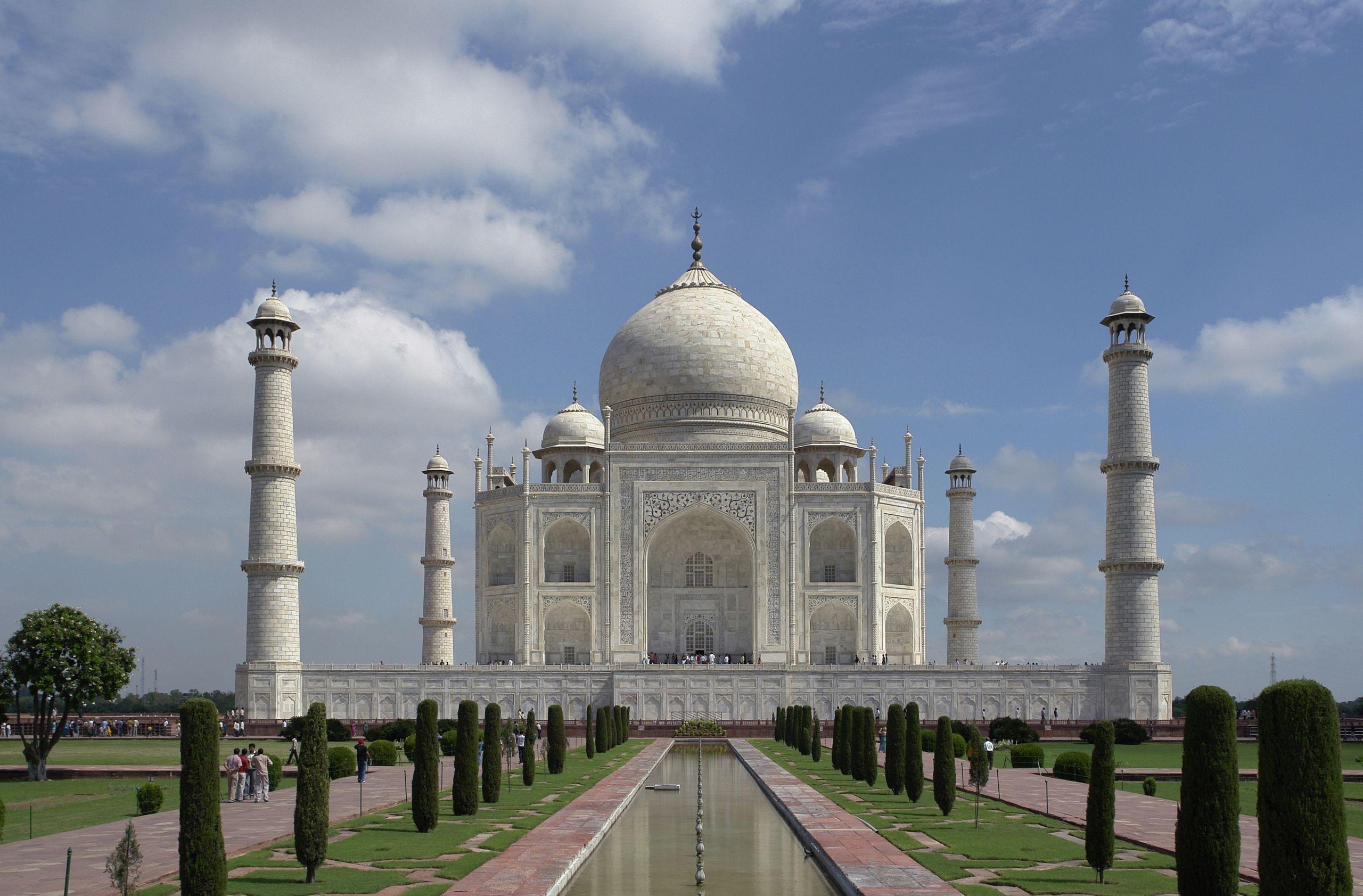 Taj Mahal Agra India edit2