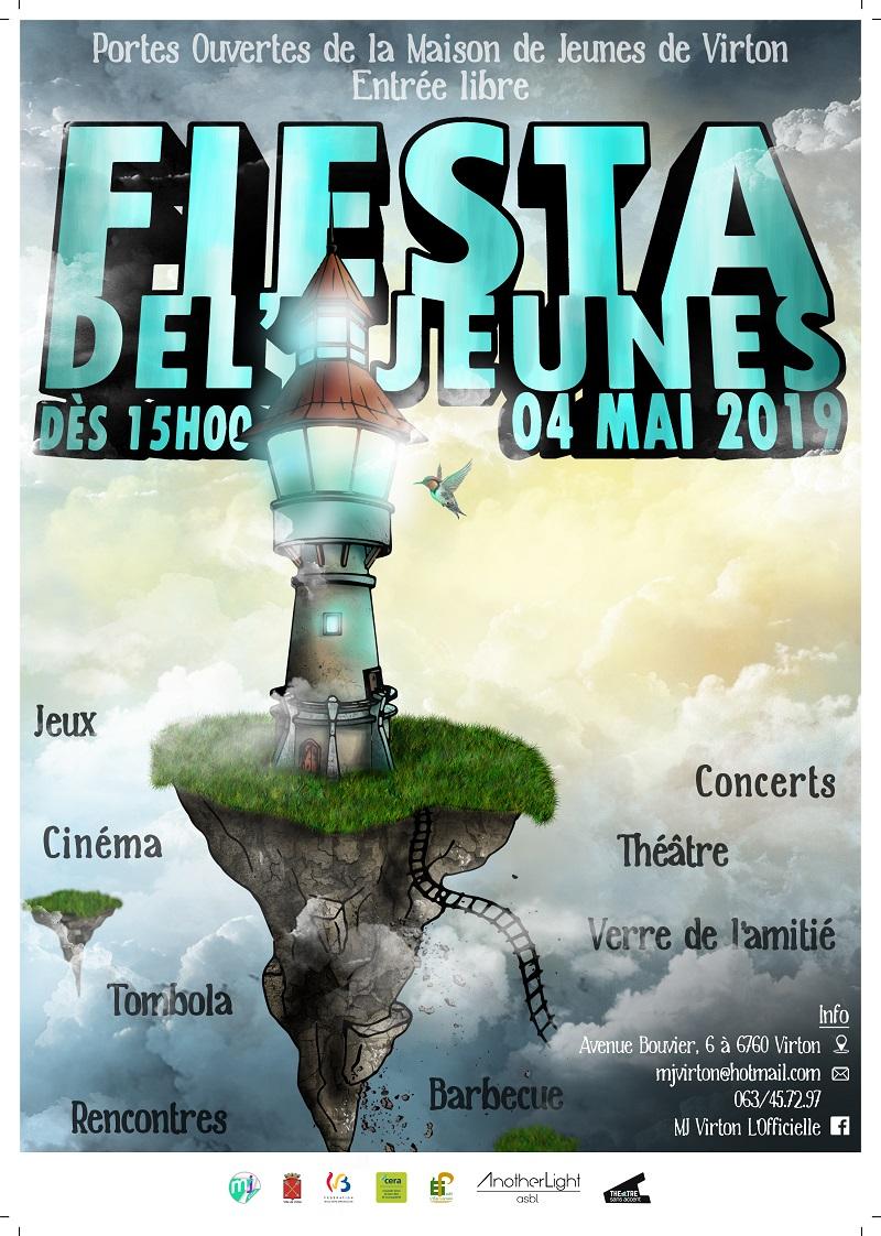 affiche fiesta A4