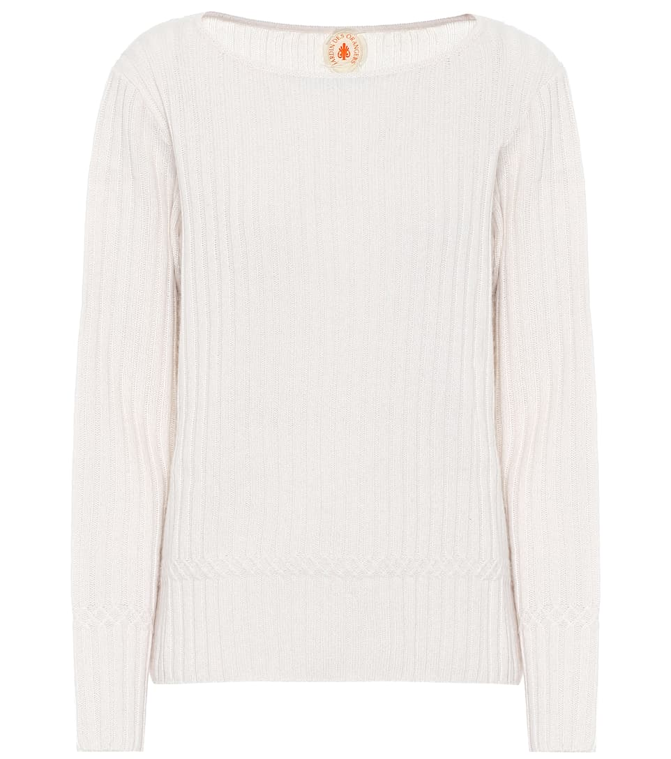 Jardin De Maison Unique Exclusive to Mytheresa – Wool and Cashmere Sweater Of 58 Frais Jardin De Maison