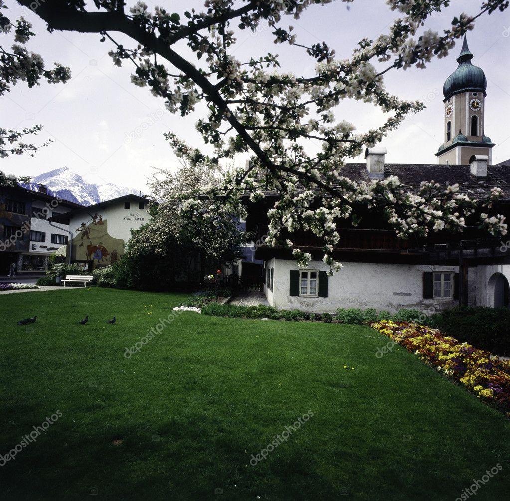 depositphotos stock photo farm house in germany