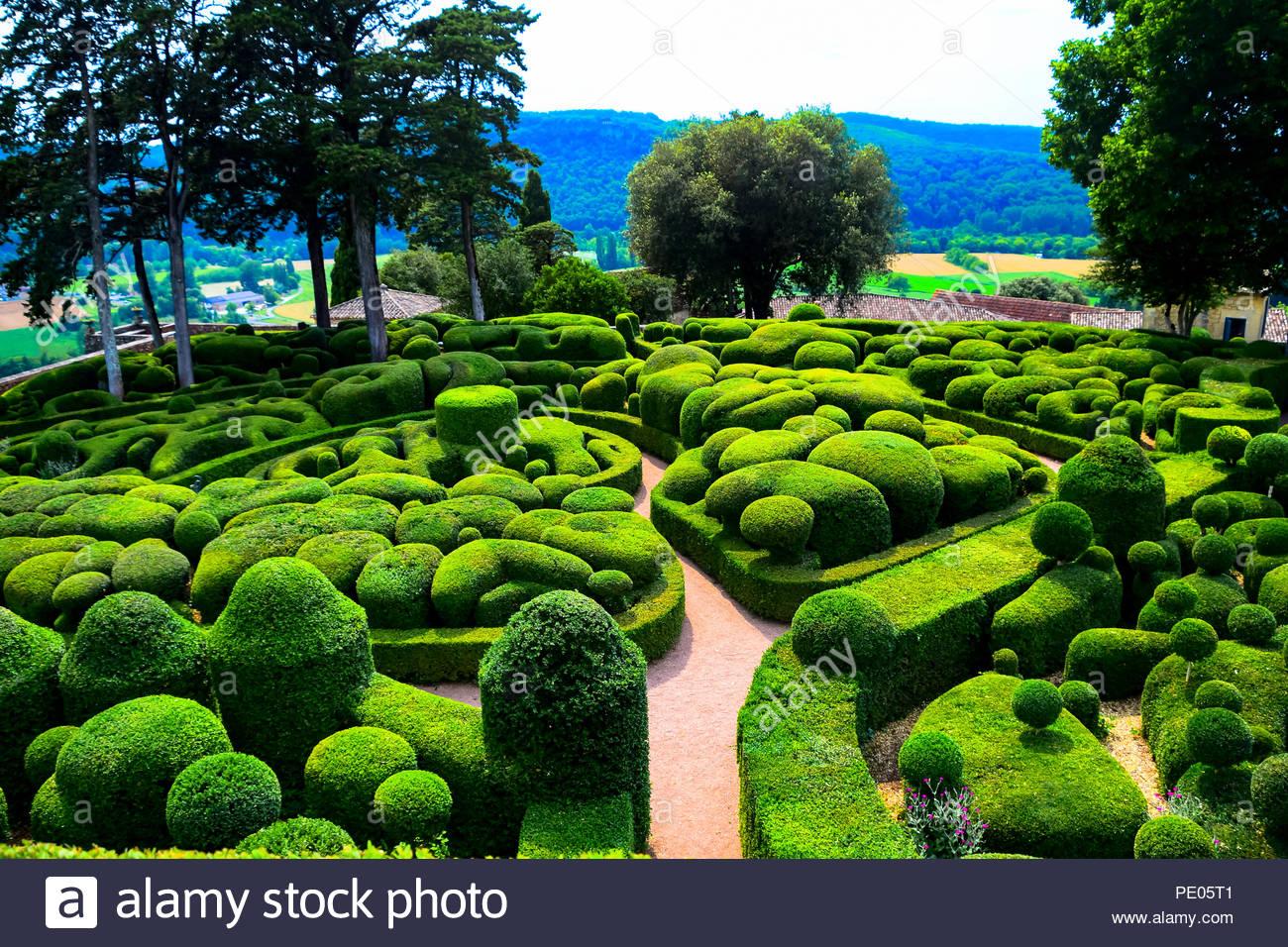 Jardin De Marqueyssac Luxe Gardens and topiary Of the Chateau De Marqueyssac Near the