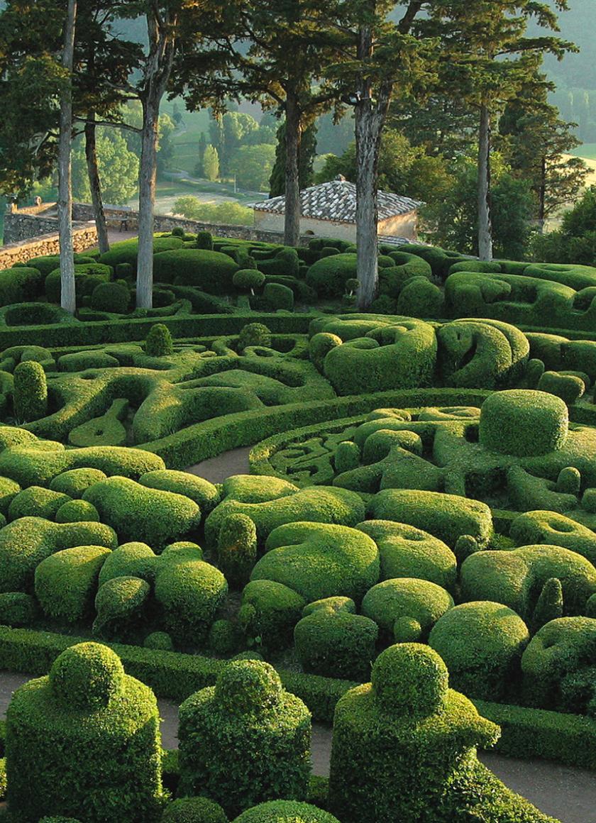 jardins de marqueyssac vezac france 840x1160