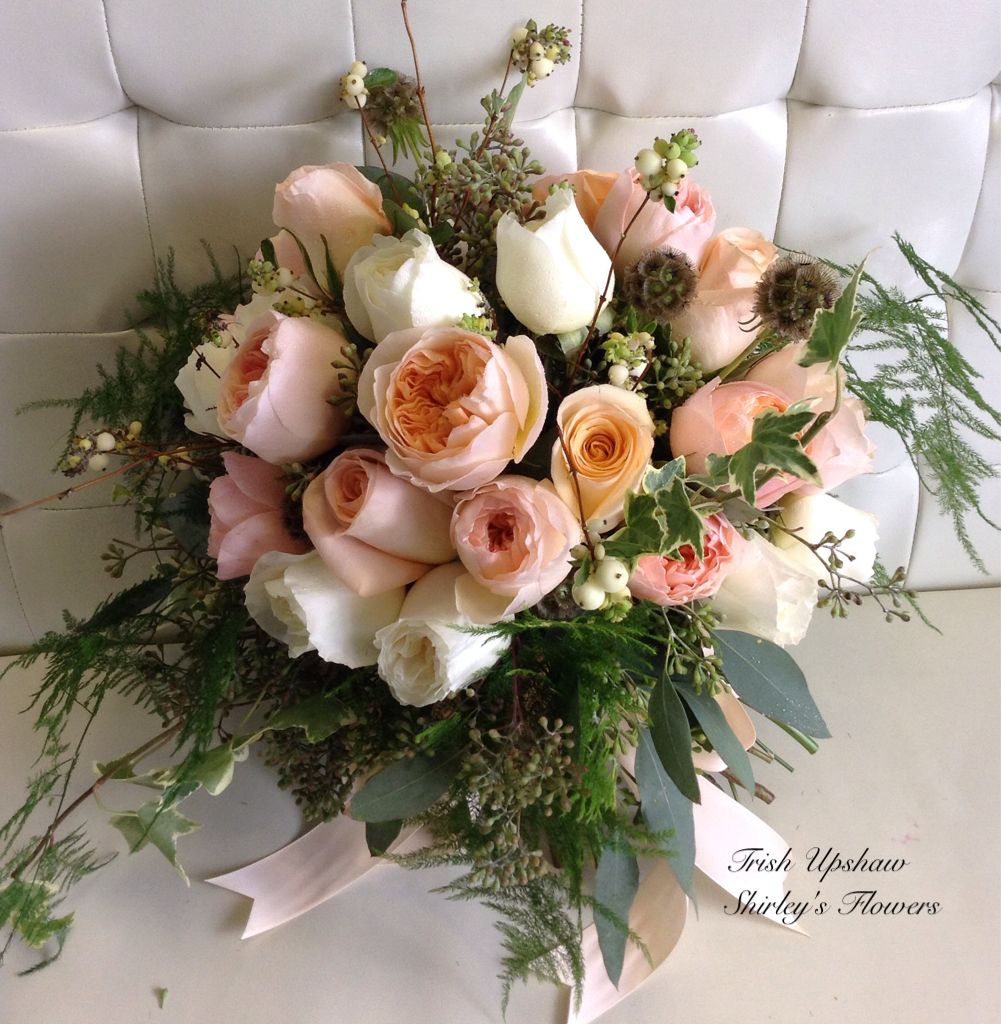 Jardin De Roses Best Of Peach Bridal Bouquet with Juliet Garden Roses and Tiffany Of 89 Nouveau Jardin De Roses