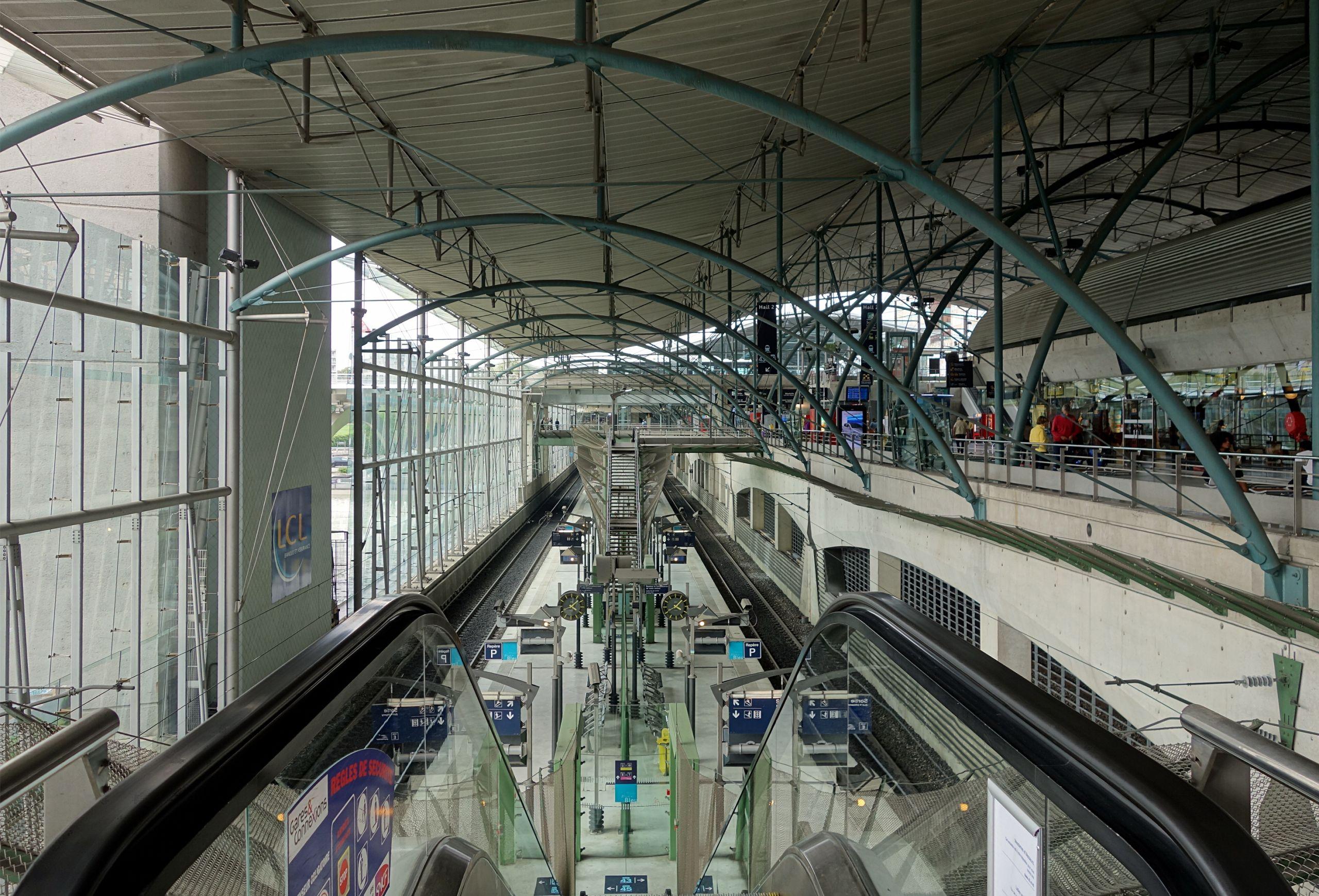 Lille europe gare JPG