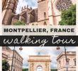 Jardin Des Plantes De Montpellier Génial Free & Self Guided Montpellier Walking tour southern France