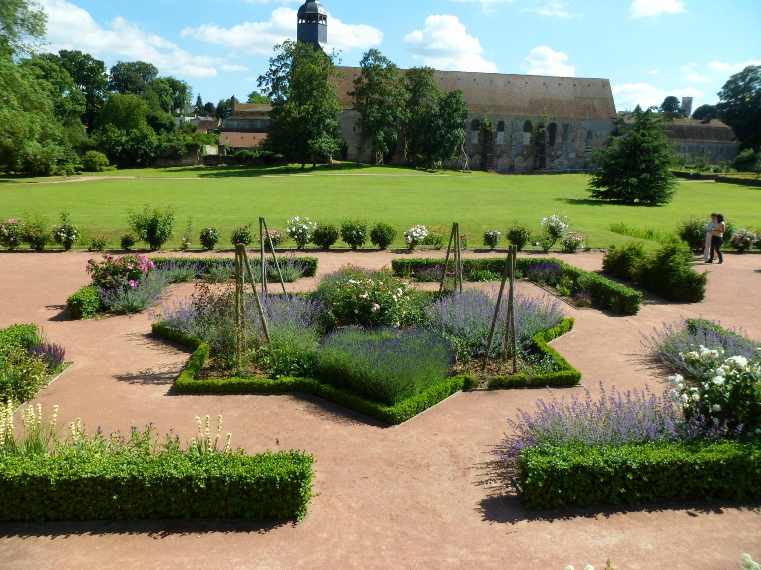 jardins thematiques de