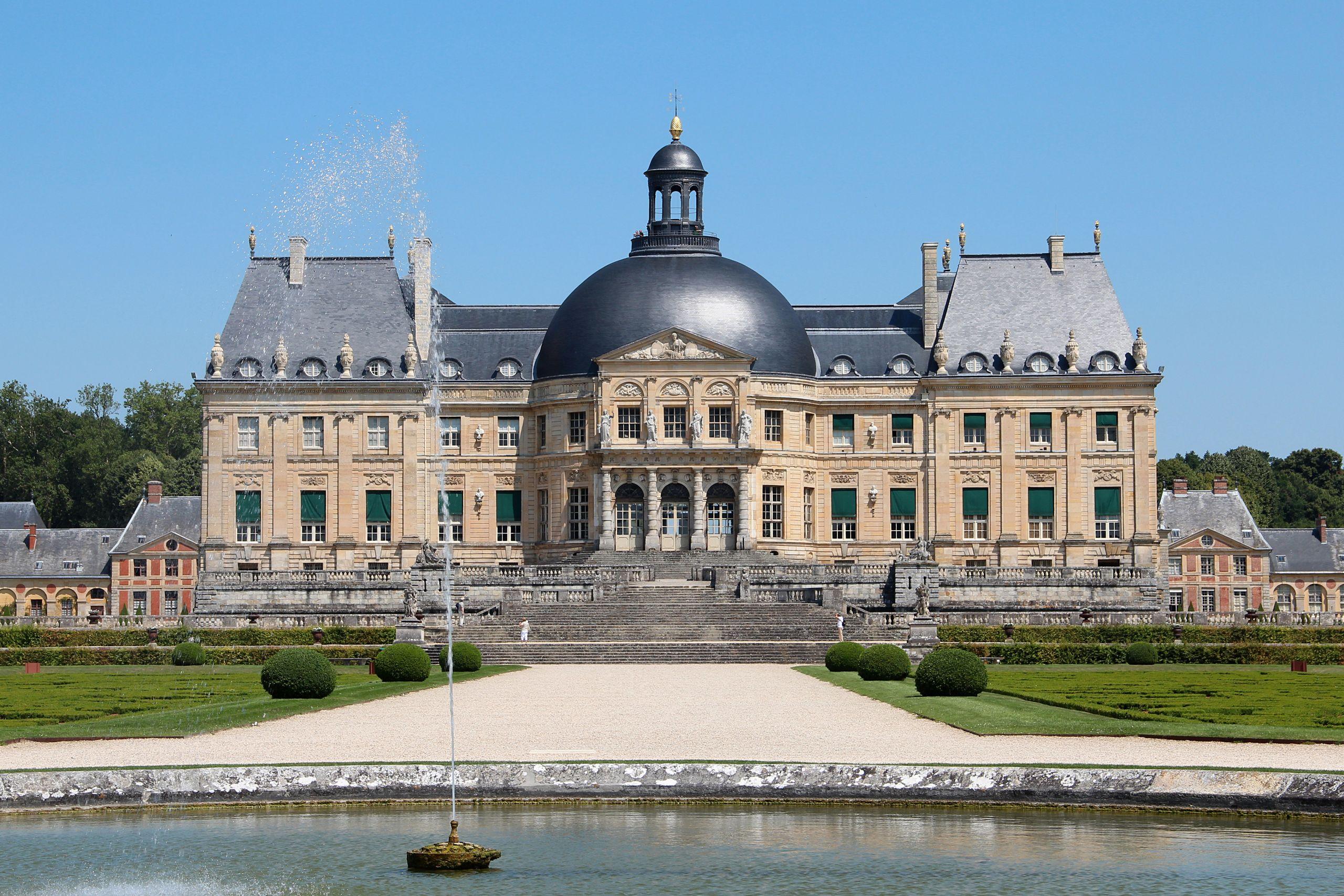 0 Maincy Château de Vaux le Vi te 2 JPG