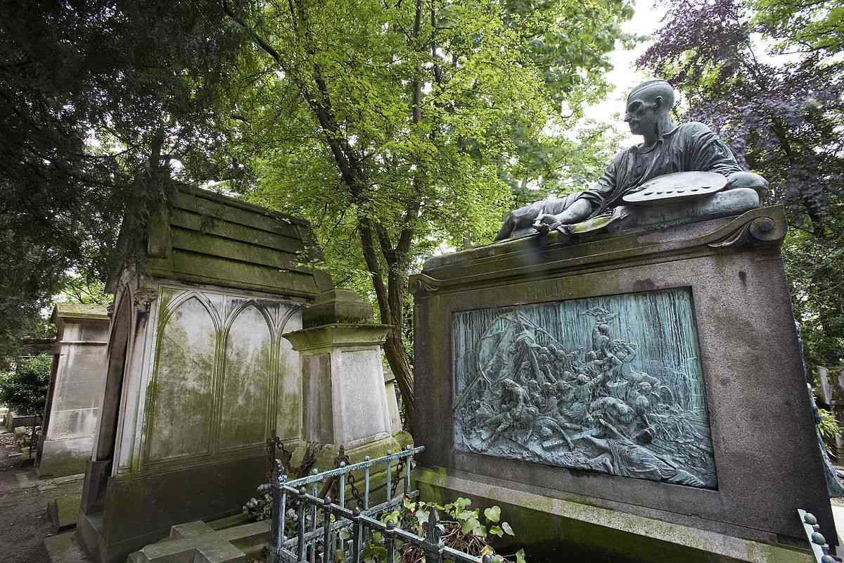 Jardin Du souvenir Pere Lachaise Charmant 18 Unusual and F the Beaten Track Things to Do In Paris Of 65 Nouveau Jardin Du souvenir Pere Lachaise