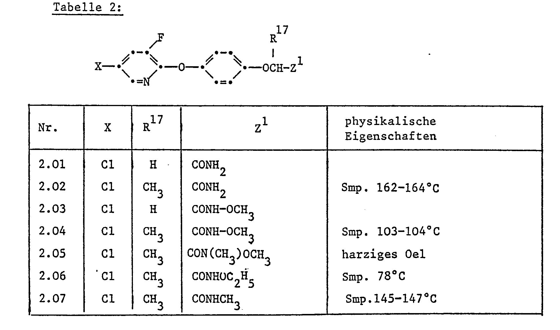 Jardin Encyclopédie Beau Ep A2 3 Fluoropyridyl 2 Oxy Phenoxy Derivatives with