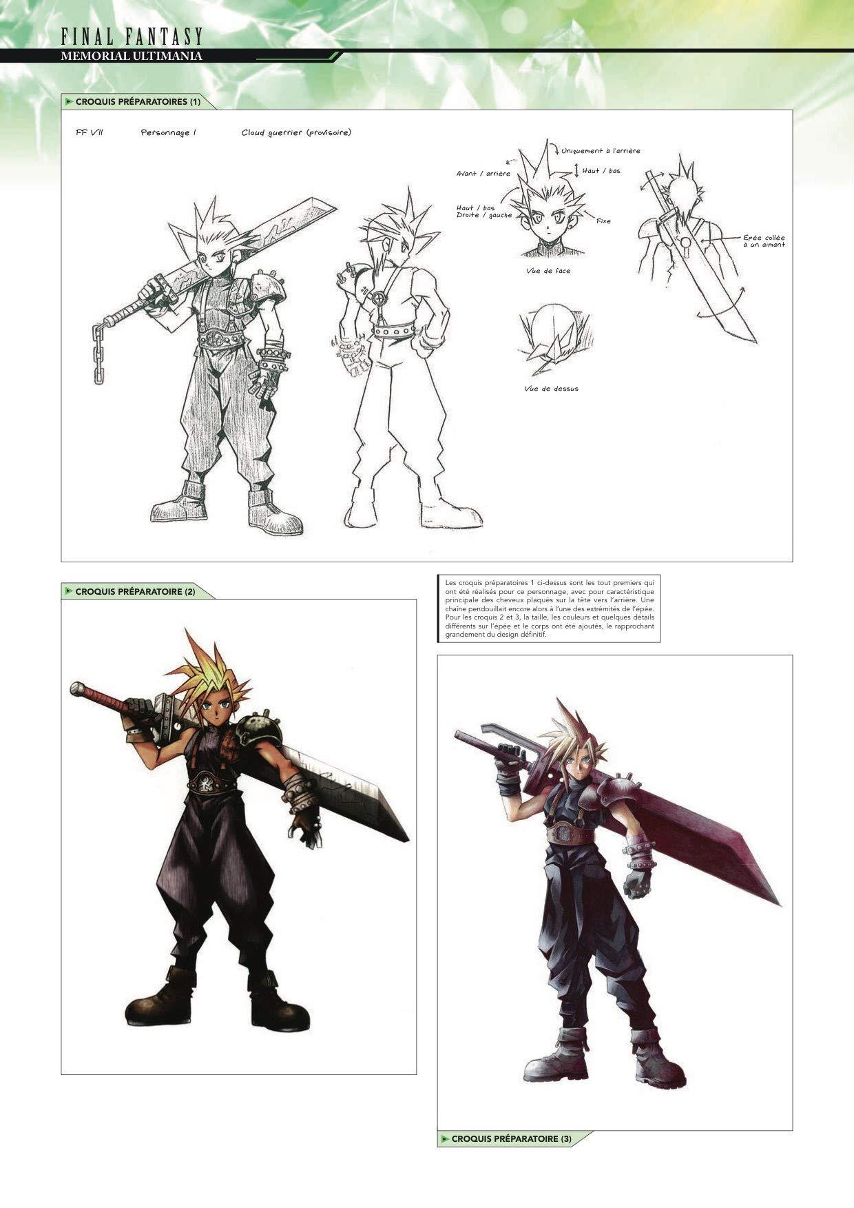Jardin Encyclopédie Charmant Final Fantasy Encyclopé Ficielle Memorial Ultimania