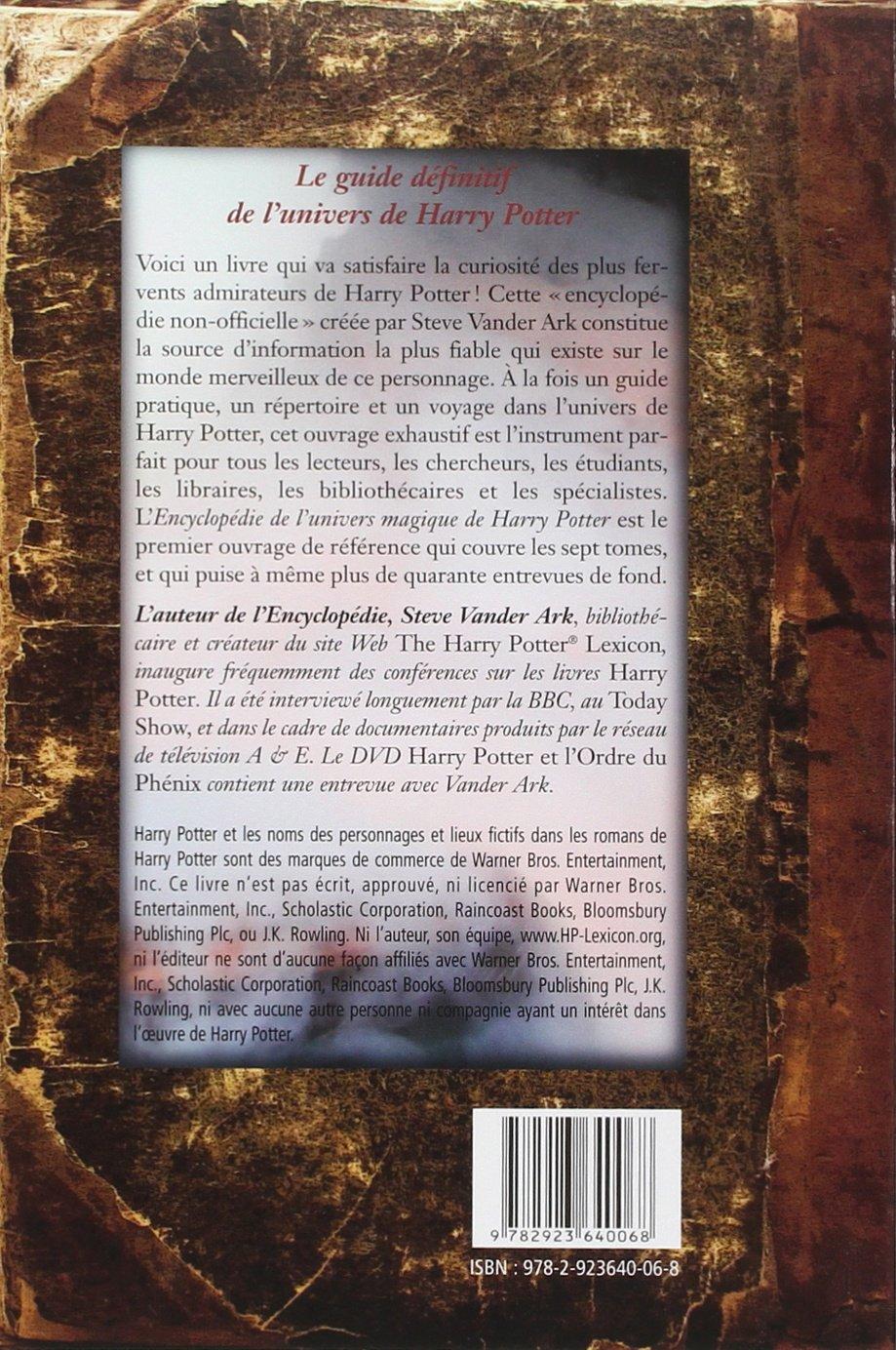 Jardin Encyclopédie Génial Amazon Encyclopé Guide Plet Univers Magique De
