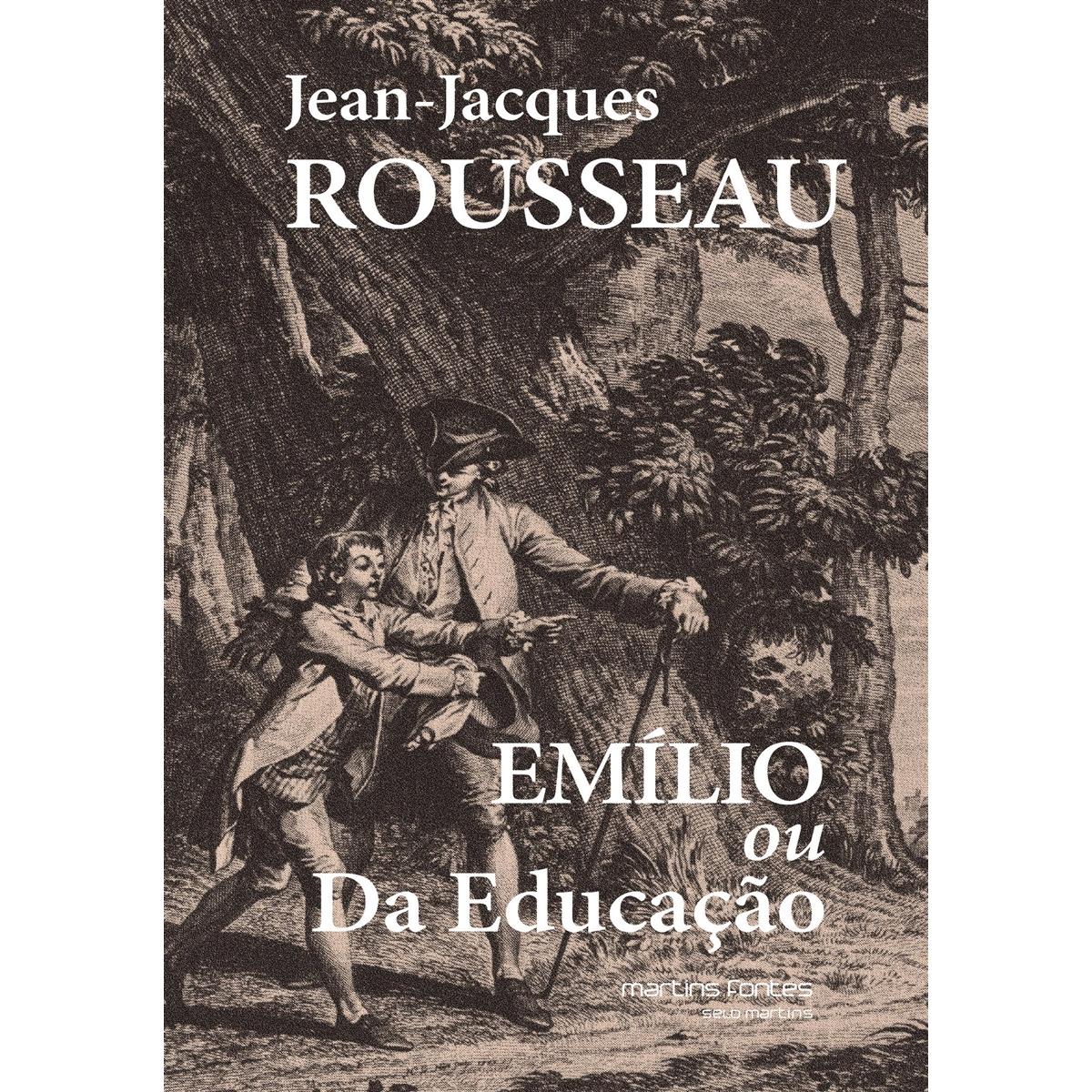 Jardin Encyclopédie Génial S£o as Vozes Que Mandam Jean Jacques Rousseau O Embuste