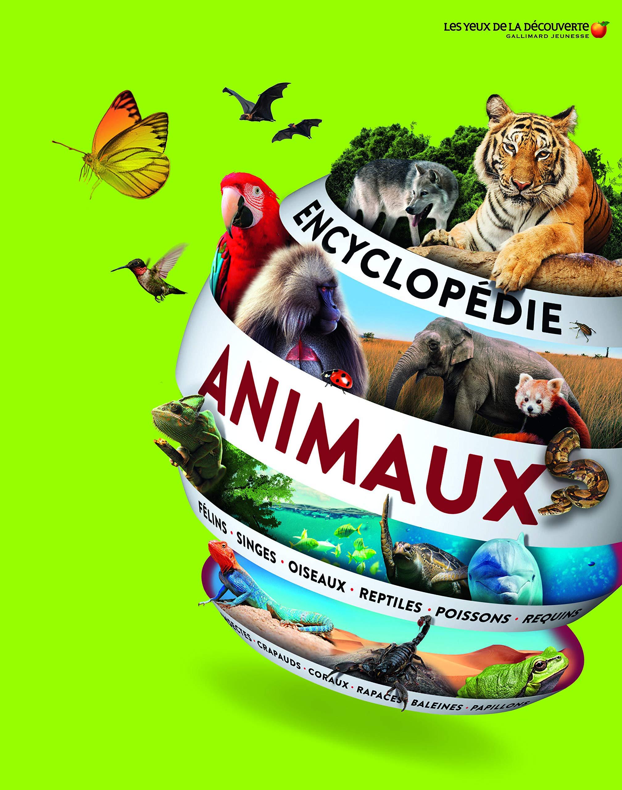 Jardin Encyclopédie Unique Encyclopedie Des Animaux Les Yeux De La Découverte 9 Ans