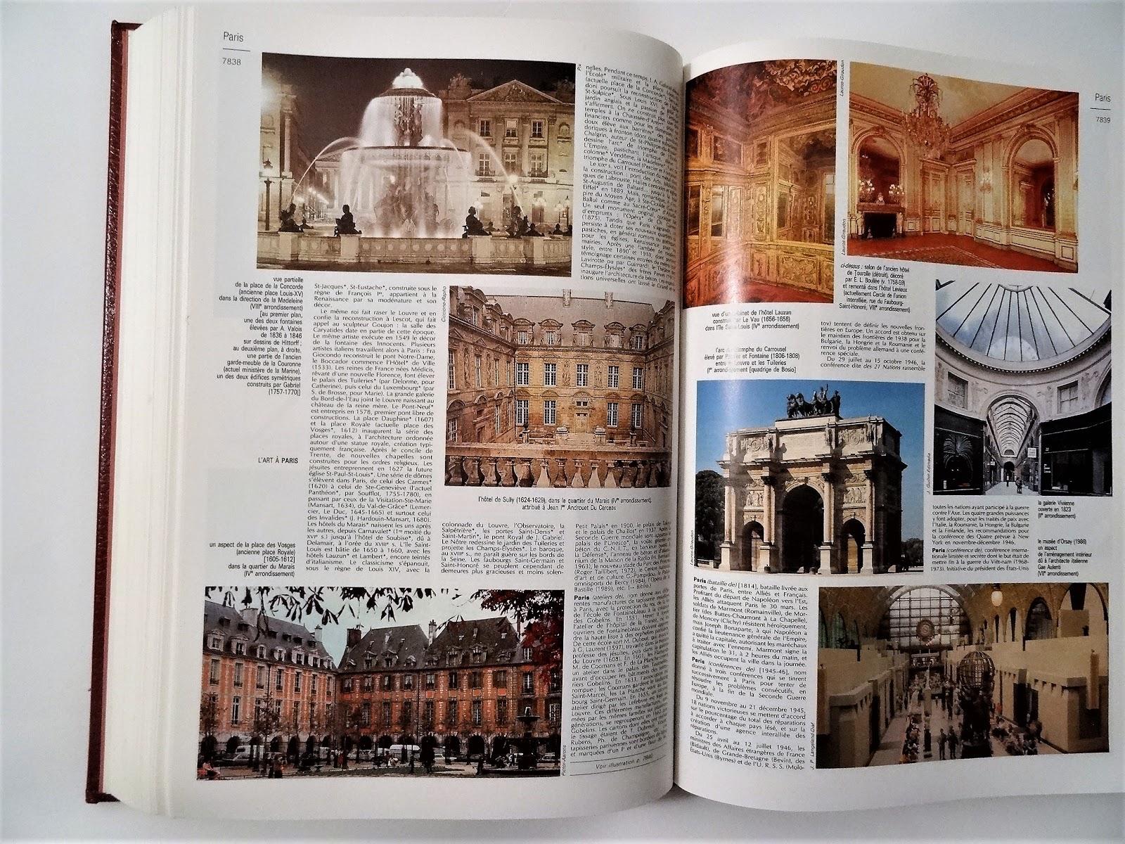 Jardin Encyclopédie Unique Grand Larousse Universel 15 Volumes 2 Mémos 49 00