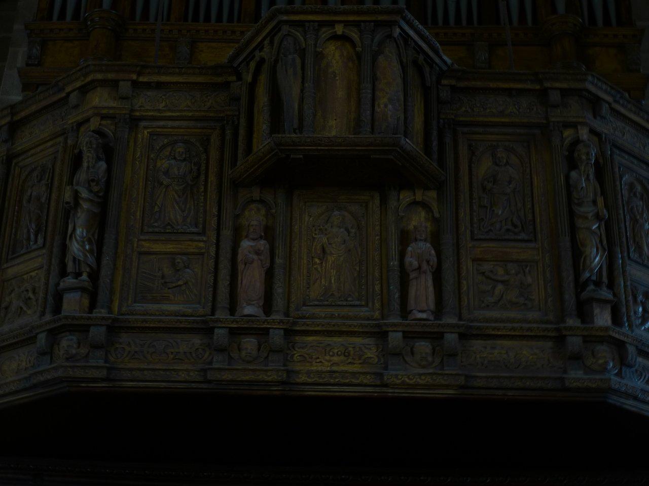 buffet d orgues 1606