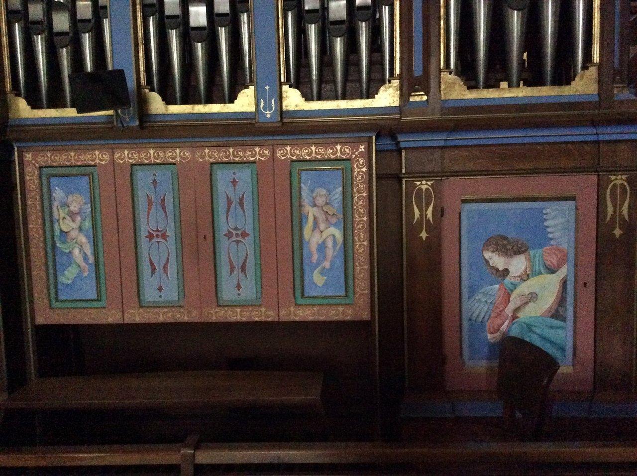 le bas de l orgue