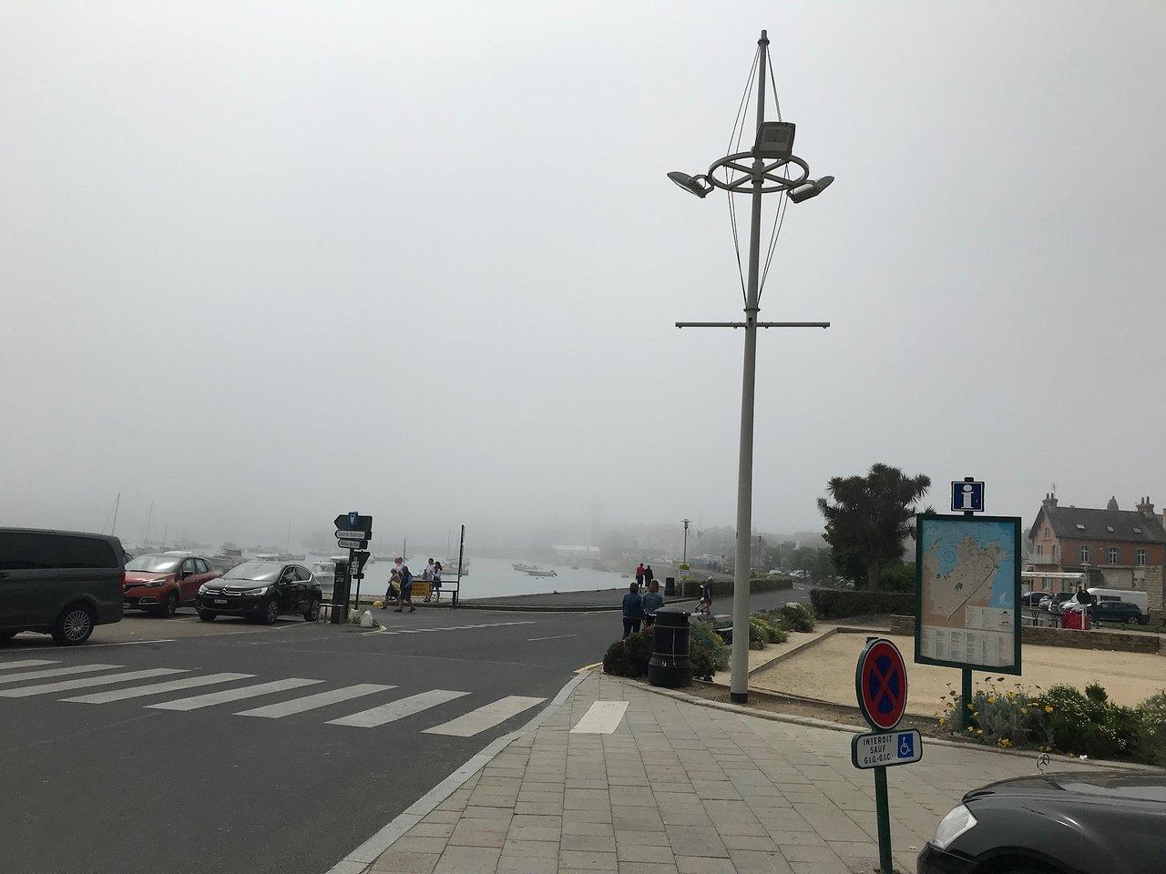 another heavy sea mist