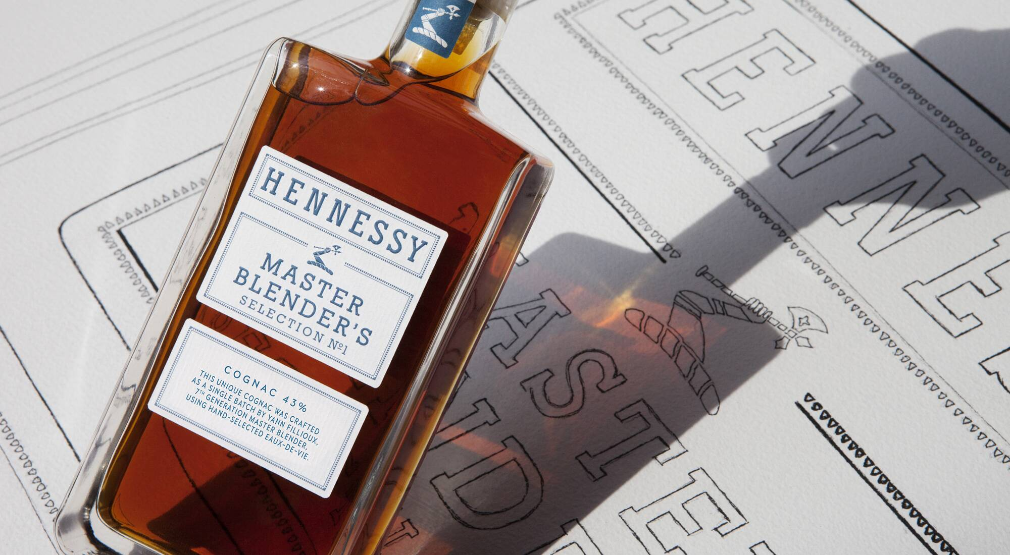 Jardin Facile Cognac Best Of Hennessy Creates Master Blender S Selection N°1 A