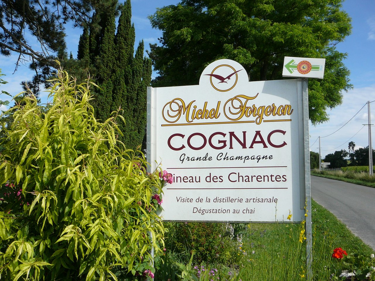 michel forgeron cognac