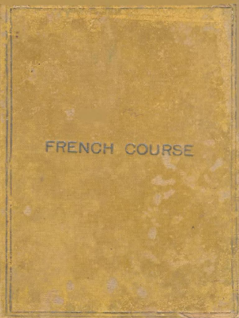 Jardin Facile Cognac Inspirant Junior French Course Pdf Grammatical Conjugation Of 27 Luxe Jardin Facile Cognac