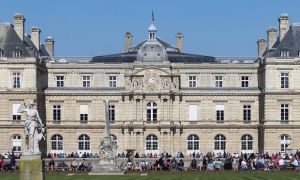 33 Élégant Jardin Luxembourg Paris