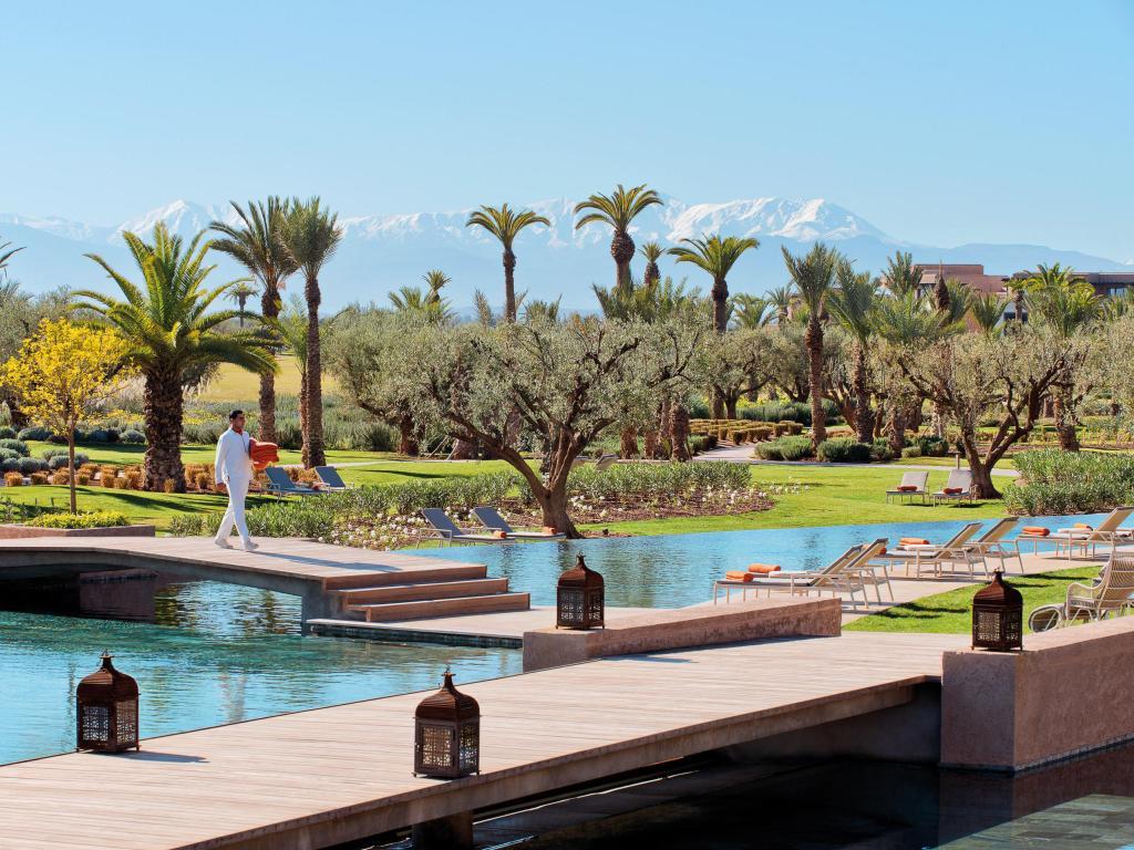 Jardin Majorelle Marrakech Charmant Fairmont Royal Palm Marrakech Marakesz Rezerwuj Pokoje W Of 85 Beau Jardin Majorelle Marrakech