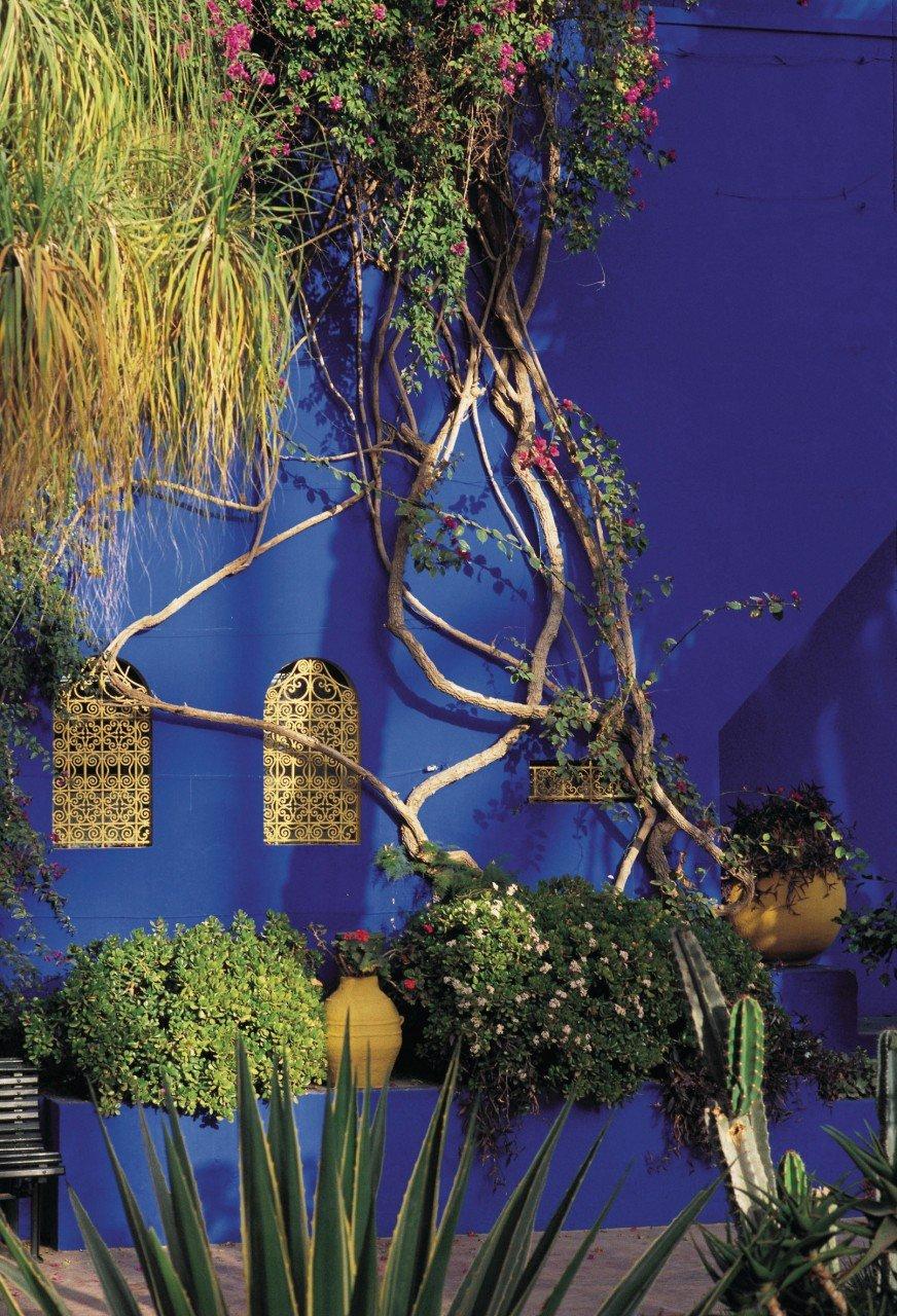 marrakech jardin majorelle
