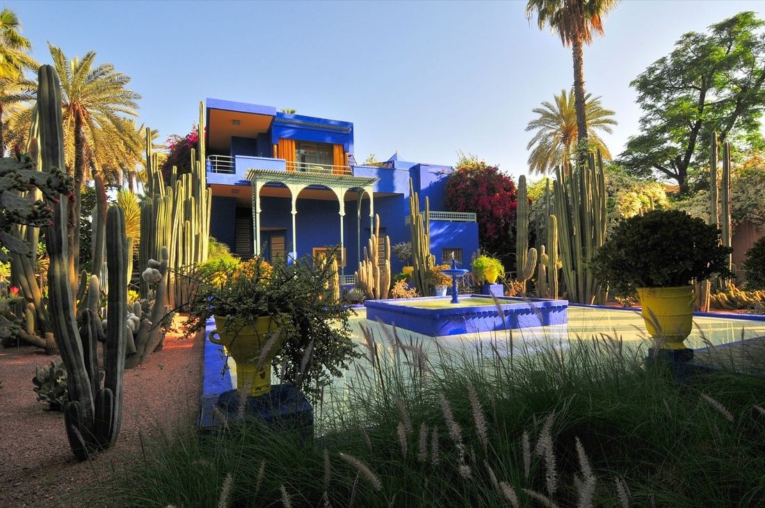 Jardin Majorelle Marrakech Génial From Frida Kahlo to Claude Monet 8 Artists who Designed Of 85 Beau Jardin Majorelle Marrakech