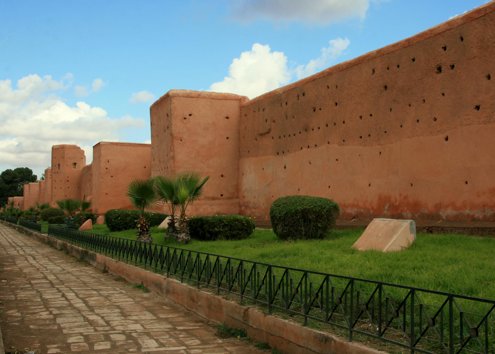 Medina of Marrakech Nov 2008