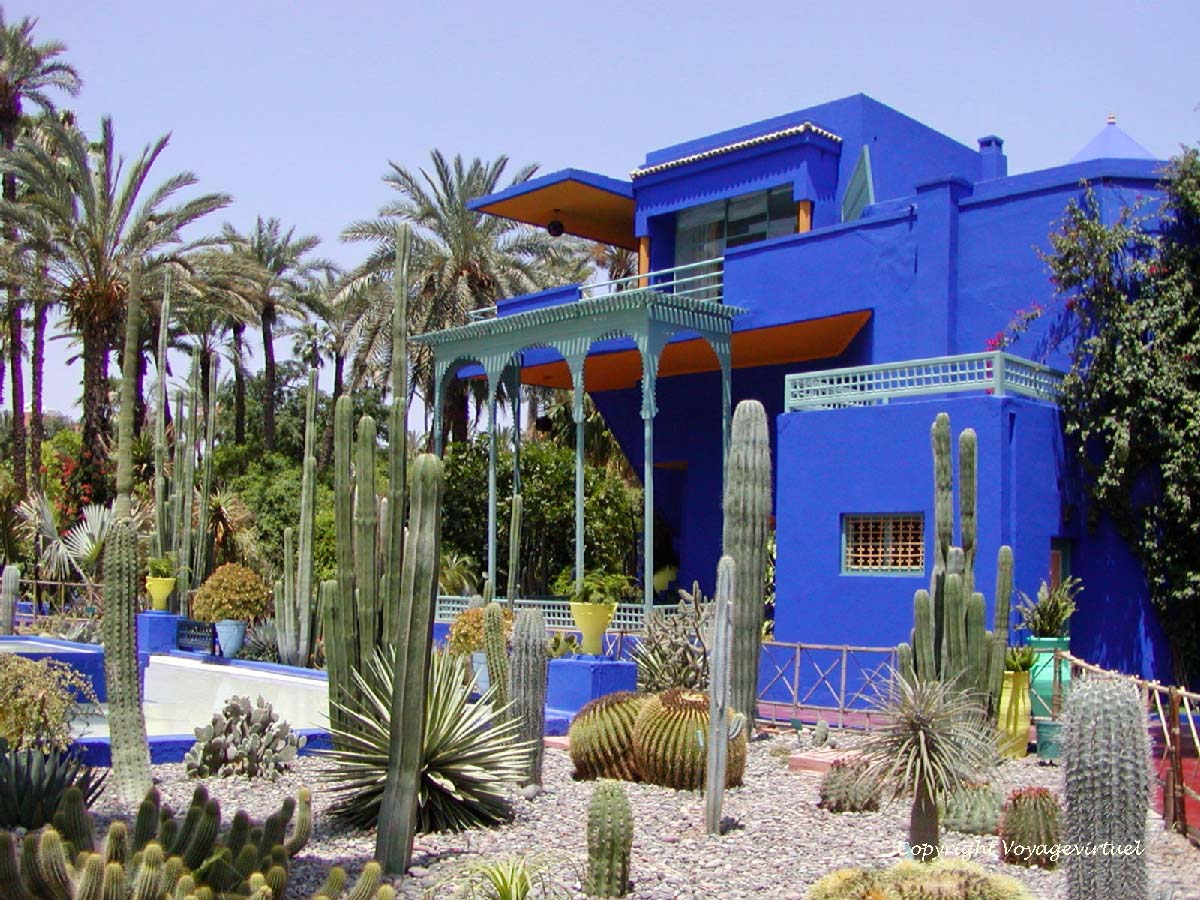 Jardin Majorelle Marrakech Luxe Historical Imperial Cities and A Waterfall 11 Days Of 85 Beau Jardin Majorelle Marrakech