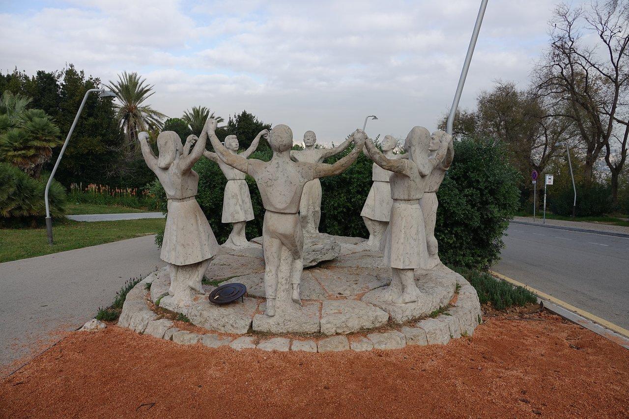 Jardin Nice Beau Jardins Del Mirador Del Alcalde Barcelona 2020 All You