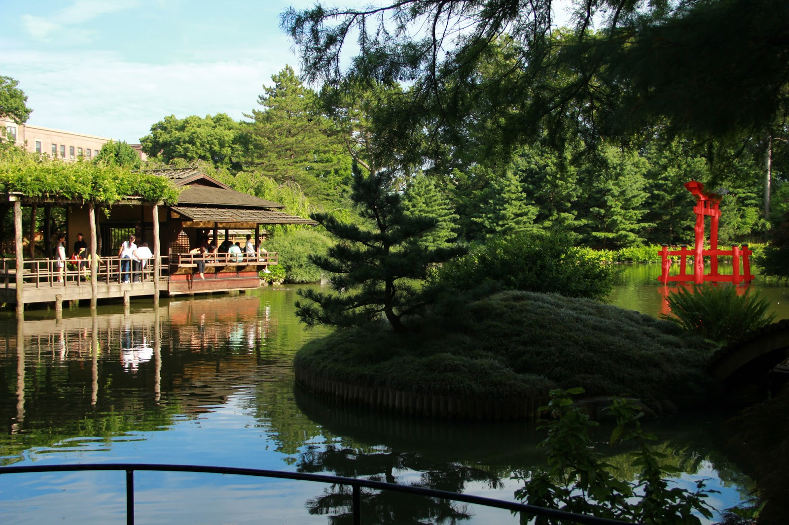 Antiphotoshop Japanese Garden JPG