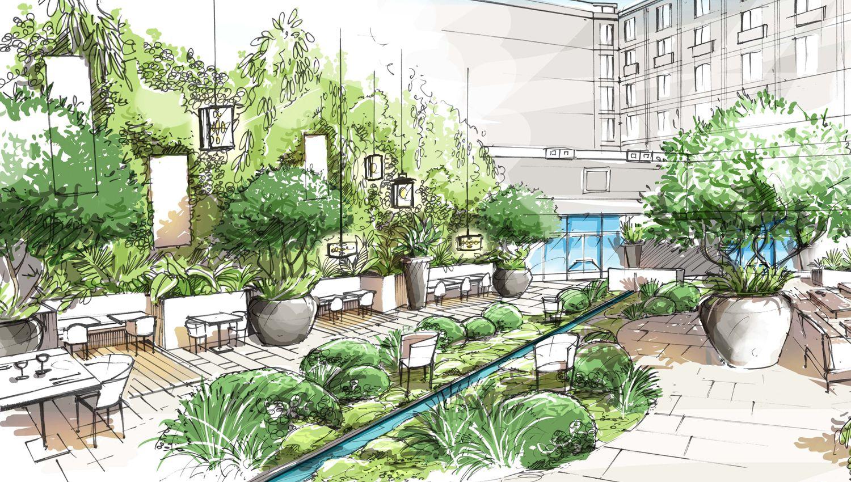 Jardin Paysagé Frais 230 Best Landscape Renderings Images Of 39 Unique Jardin Paysagé