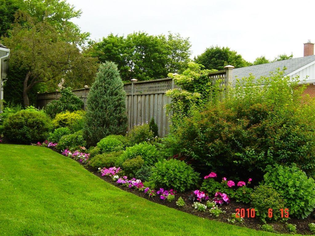Jardin Paysager Élégant Landscaping
