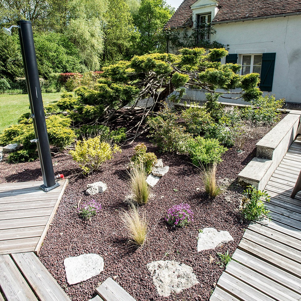 Jardin Paysager Exemple Beau Amenagement butte Exterieur – Gamboahinestrosa Of 78 Luxe Jardin Paysager Exemple