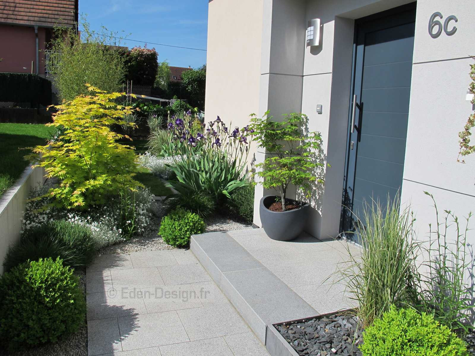 Jardin Paysager Exemple Beau Idee Amenagement Jardin Devant Maison – Gamboahinestrosa Of 78 Luxe Jardin Paysager Exemple