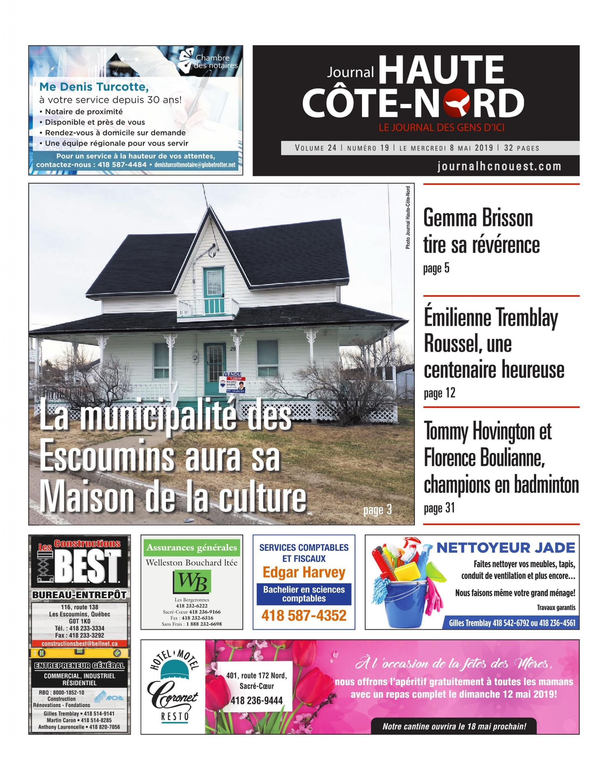 Jardin Paysager Exemple Best Of Le Haute C´te nord 8 Mai 2019 Pages 1 32 Text Version Of 78 Luxe Jardin Paysager Exemple