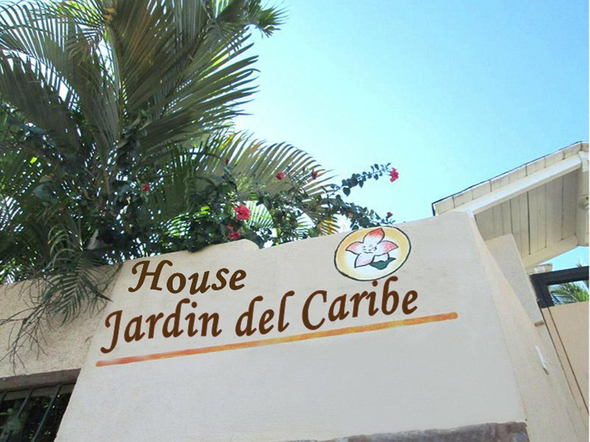 Jardin del Caribe Las Terrenas Aussenansicht 5