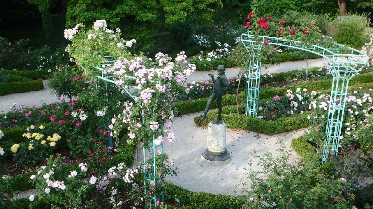 jardin de l arquebuse